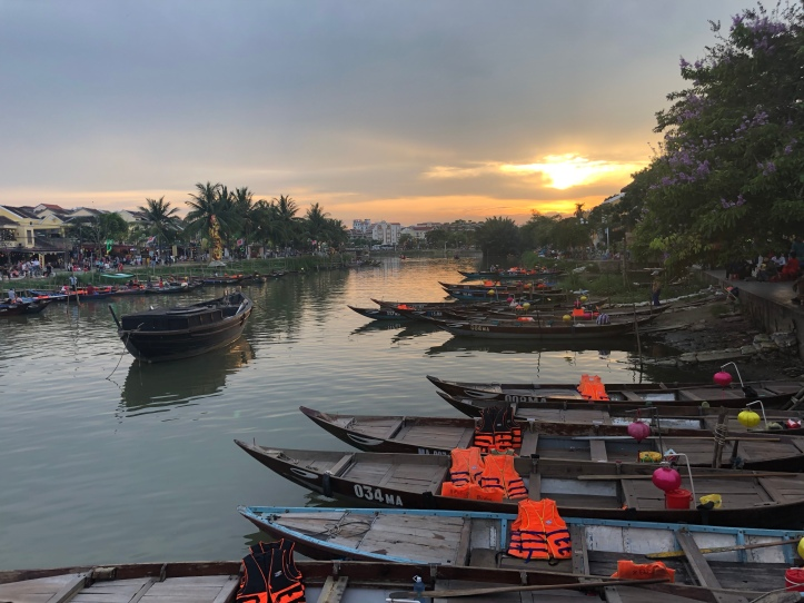 Hoi An, Sunset, Vietnam