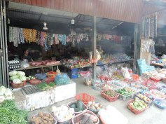 Shops at Lao Chai Village, Sapa