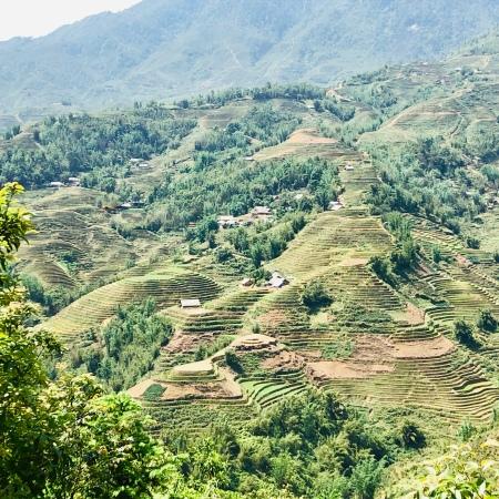 Sapa, Vietnam, Trekking